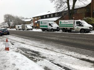 Winter Rubbish Removal In London